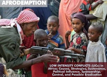 AFRODEMPTION – Low Intensity Conflicts in Africa