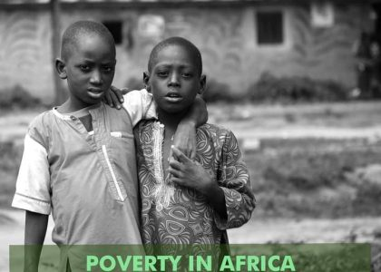 AFRODEMPTION – Poverty in Africa